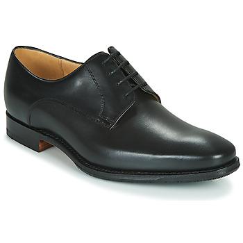 Παπούτσια Άνδρας Derby Barker ELLON Black