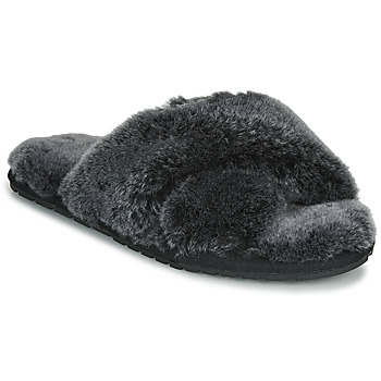 Παπούτσια Γυναίκα Παντόφλες EMU MAYBERRY FROST Black