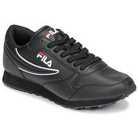 Παπούτσια Άνδρας Χαμηλά Sneakers Fila ORBIT LOW Black