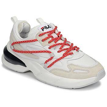 Παπούτσια Γυναίκα Χαμηλά Sneakers Fila SPETTRO X L WMN Άσπρο