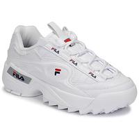 Παπούτσια Γυναίκα Χαμηλά Sneakers Fila D-FORMATION WMN Άσπρο