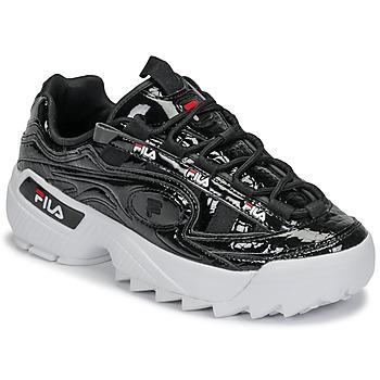 Παπούτσια Γυναίκα Χαμηλά Sneakers Fila D-FORMATION F WMN Black