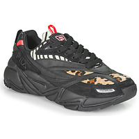 Παπούτσια Γυναίκα Χαμηλά Sneakers Fila RUSH F WMN Black