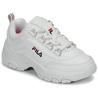 Παπούτσια Κορίτσι Χαμηλά Sneakers Fila STRADA LOW KIDS Άσπρο