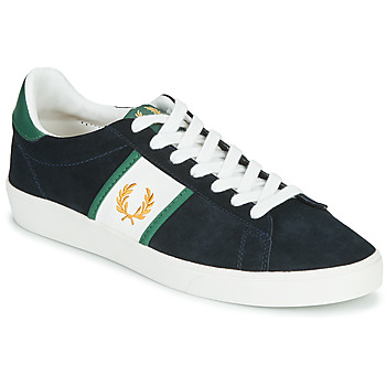 Xαμηλά Sneakers Fred Perry SPENCER SUEDE / TIPPING ΣΤΕΛΕΧΟΣ: καστόρι & ΕΠΕΝΔΥΣΗ: & ΕΣ. ΣΟΛΑ: & ΕΞ. ΣΟΛΑ: Καουτσούκ