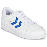 Παπούτσια Χαμηλά Sneakers Hummel HB TEAM Άσπρο / Μπλέ