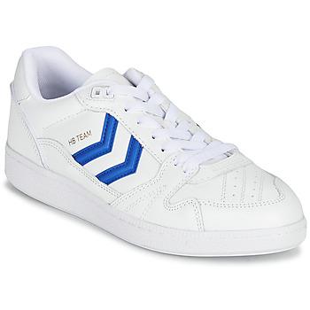 Xαμηλά Sneakers Hummel HB TEAM ΣΤΕΛΕΧΟΣ: Δέρμα & ΕΠΕΝΔΥΣΗ: Ύφασμα & ΕΣ. ΣΟΛΑ: Ύφασμα & ΕΞ. ΣΟΛΑ: Καουτσούκ