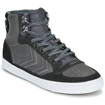 Παπούτσια Ψηλά Sneakers Hummel STADIL WINTER Black / Grey