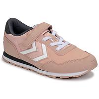 Παπούτσια Κορίτσι Χαμηλά Sneakers Hummel REFLEX JR Ροζ