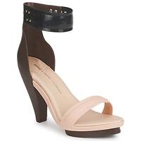 Παπούτσια Γυναίκα Σανδάλια / Πέδιλα Melissa NO 1 PEDRO LOURENCO Beige / Brown