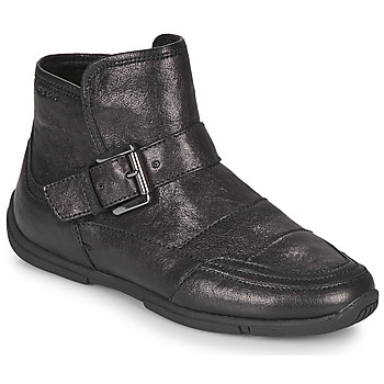 Παπούτσια Γυναίκα Μπότες Geox AGLAIA Black