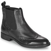 Παπούτσια Γυναίκα Μποτίνια Geox JAYLON Black