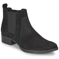 Παπούτσια Γυναίκα Μποτίνια Geox LACEYIN Black