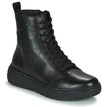 Παπούτσια Γυναίκα Μπότες Geox PHAOLAE Black