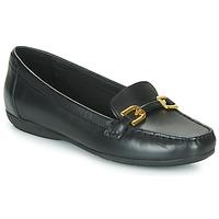 Παπούτσια Γυναίκα Μοκασσίνια Geox ANNYTAH MOC Black