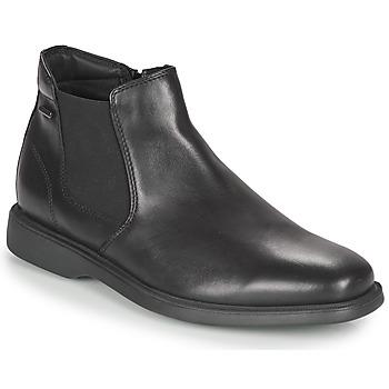 Παπούτσια Άνδρας Μπότες Geox BRAYDEN 2FIT ABX Black