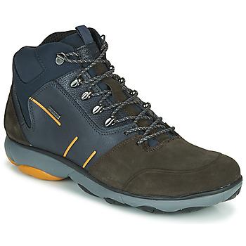 Παπούτσια Άνδρας Μπότες Geox NEBULA 4 X 4 B ABX Marine / Brown