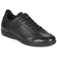 Παπούτσια Άνδρας Derby Geox ADRIEN Black