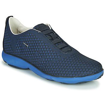 Παπούτσια Άνδρας Χαμηλά Sneakers Geox U NEBULA E Μπλέ