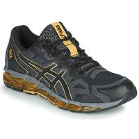 Παπούτσια Άνδρας Χαμηλά Sneakers Asics GEL-QUANTUM 360 6 Black / Dore