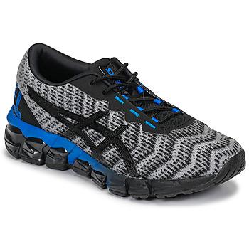 Παπούτσια Παιδί Χαμηλά Sneakers Asics GEL-QUANTUM 180 5 GS Grey / Black / Μπλέ