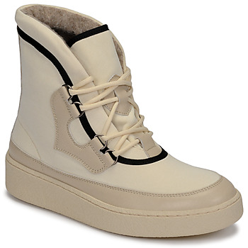 Παπούτσια Γυναίκα Snow boots Aigle SKILON HIGH Άσπρο
