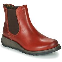 Παπούτσια Γυναίκα Μπότες Fly London SALV Red