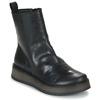 Παπούτσια Γυναίκα Μπότες Fly London RENO Black