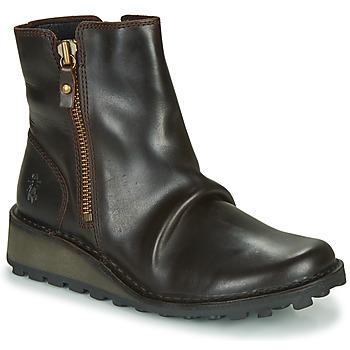 Παπούτσια Γυναίκα Μπότες Fly London MON944FLY Black