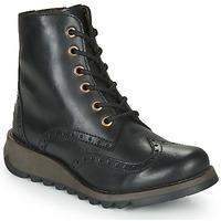 Παπούτσια Γυναίκα Μπότες Fly London SARL069FLY Black