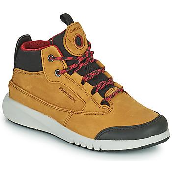 Παπούτσια Αγόρι Μπότες Geox AERANTER ABX Camel
