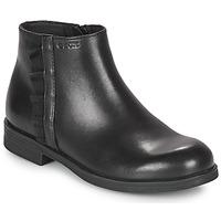 Παπούτσια Κορίτσι Μπότες Geox AGGATA Black