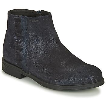Παπούτσια Κορίτσι Μπότες Geox AGGATA Marine