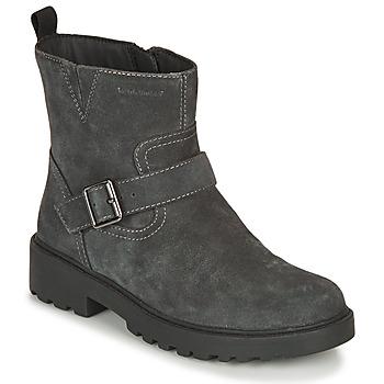 Παπούτσια Κορίτσι Μπότες Geox CASEY WPF Grey