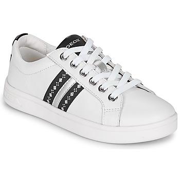 Xαμηλά Sneakers Geox DJROCK ΣΤΕΛΕΧΟΣ: Δέρμα και συνθετικό & ΕΠΕΝΔΥΣΗ: Συνθετικό και ύφασμα & ΕΣ. ΣΟΛΑ: Δέρμα & ΕΞ. ΣΟΛΑ: Συνθετικό