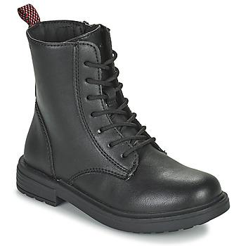 Παπούτσια Κορίτσι Μπότες Geox ECLAIR Black
