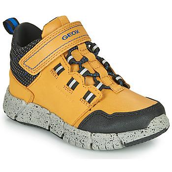 Παπούτσια Αγόρι Μπότες Geox FLEXYPER ABX Miel