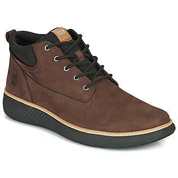 Ψηλά Sneakers Timberland CROSS MARK PT CHUKKA ΣΤΕΛΕΧΟΣ: καστόρι & ΕΠΕΝΔΥΣΗ: Συνθετικό ύφασμα & ΕΣ. ΣΟΛΑ: Συνθετικό & ΕΞ. ΣΟΛΑ: Καουτσούκ