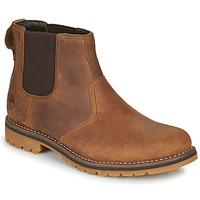 Παπούτσια Άνδρας Μπότες Timberland LARCHMONT II CHELSEA Brown