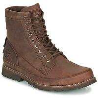 Παπούτσια Άνδρας Μπότες Timberland ORIGINALS II LTHR 6IN BT Brown