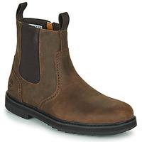 Παπούτσια Άνδρας Μπότες Timberland SQUALL CANYON BROG WP CHL Brown