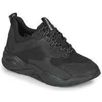 Παπούτσια Γυναίκα Χαμηλά Sneakers Timberland DELPHIVILLETEXTILESNEAKER Black