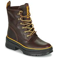Παπούτσια Γυναίκα Μπότες Timberland MALYNN MID LACE EK+ WP Brown / Fonce