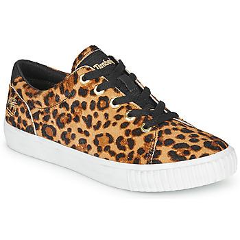 Παπούτσια Γυναίκα Χαμηλά Sneakers Timberland SKYLA BAY LEATHER OXFORD Leopard