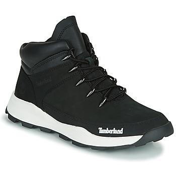 Παπούτσια Παιδί Μπότες Timberland BROOKLYN EURO SPRINT TD Black