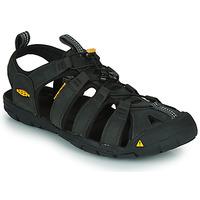 Παπούτσια Άνδρας Σπορ σανδάλια Keen CLEARWATER Grey / Black