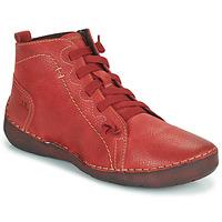 Παπούτσια Γυναίκα Μπότες Josef Seibel FERGEY 86 Red