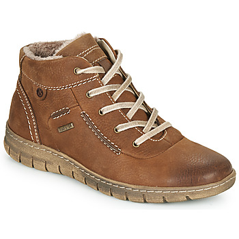 Ψηλά Sneakers Josef Seibel STEFFI 53 ΣΤΕΛΕΧΟΣ: Δέρμα & ΕΠΕΝΔΥΣΗ: Ύφασμα & ΕΣ. ΣΟΛΑ: Ύφασμα & ΕΞ. ΣΟΛΑ: Συνθετικό