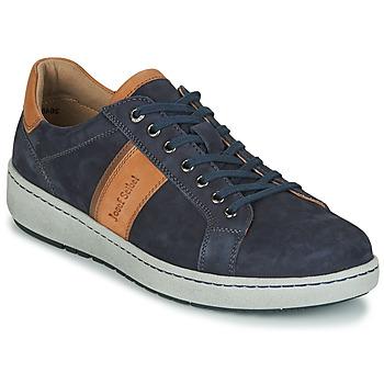 Παπούτσια Άνδρας Χαμηλά Sneakers Josef Seibel DAVID 01 Μπλέ