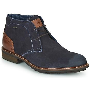 Παπούτσια Άνδρας Μπότες Josef Seibel JASPER 51 Marine